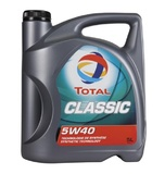 Моторное масло TOTAL Classic 5W40 5 л