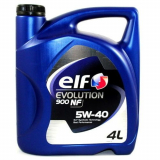 Моторное масло ELF Evolution  900 NF 5W-40 4 л