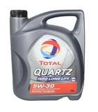 Моторное масло TOTAL Quartz INEO Long Life 5W30 5 л