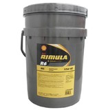 Моторное масло SHELL Rimula R6 MS 10W40 20л