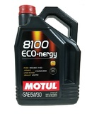 Моторное масло Motul 8100 Eco-nergy 5W30 4 л