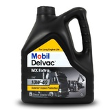 Моторное масло Mobil Delvac MX extra 10w40 4л